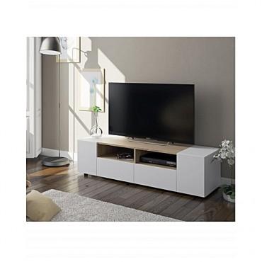 Tamiko meuble TV 4 portes