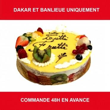 Gâteau d'anniversaire -...