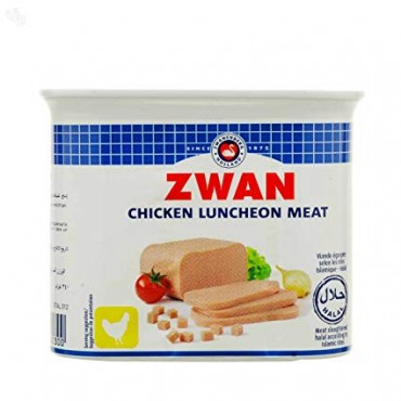 Luncheon meat Poulet - Zwan...