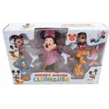 FIGURINES MICKEY MOUSE AVEC...
