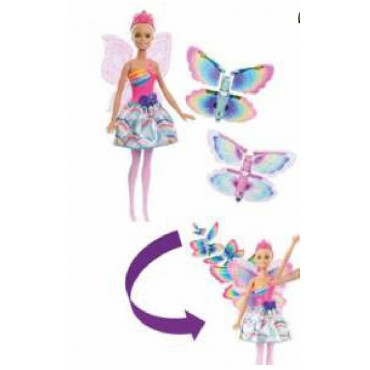 BARBIE COLLECTION DES ELFES