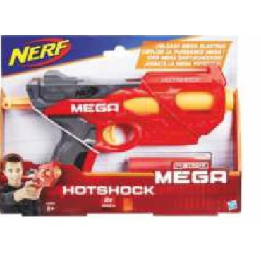 NERF. MEGA HOTSHOCK