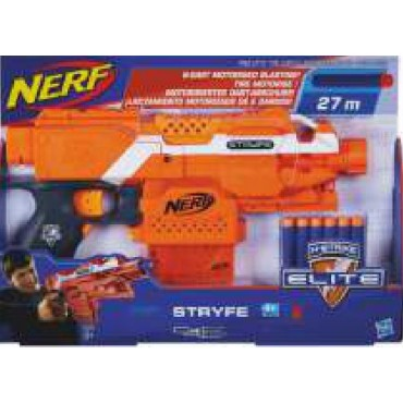 NERF N-STRIKE ELITE STRYFE...