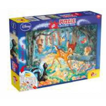 PUZZLE DF PLUS 60 BAMBI
