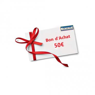 Bon d'achat 50€ - Daara...