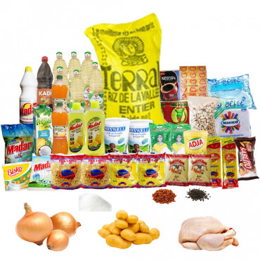 PACK MIX -RIZ LOCAL - 1 X 25KG