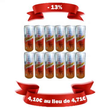 Schweppes - Agrumes - 12 X...