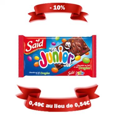Saïd Junior - Chocolait au...
