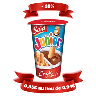 Saïd Junior - Crok et Miam