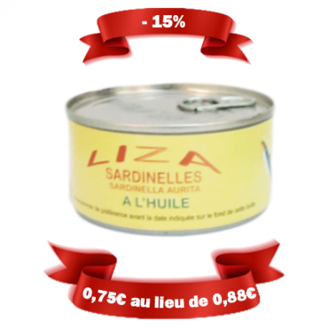 Sardinelles - Liza - A...
