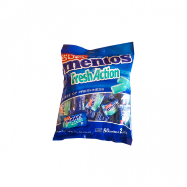 Chewing-gum- mentos fresh...