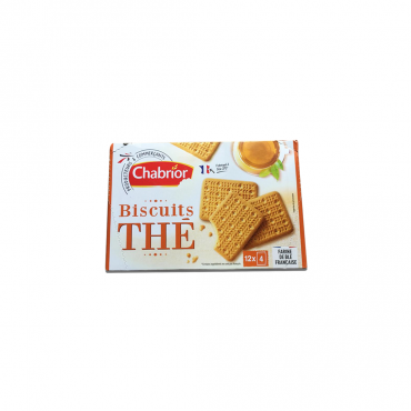 Chabrior - Biscuits - Thé -...