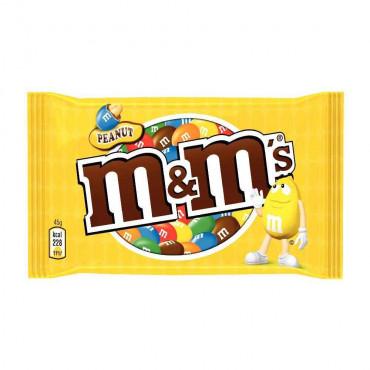 Bonbons M&M sachet 45g