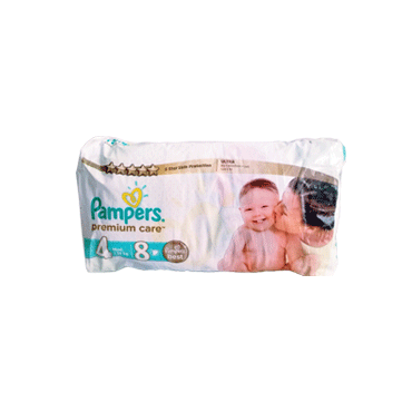 Couches Pampers Premium...