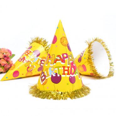 Chapeau d'anniversaire...