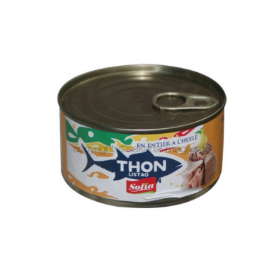 Paté de thon - Sofia - 380G