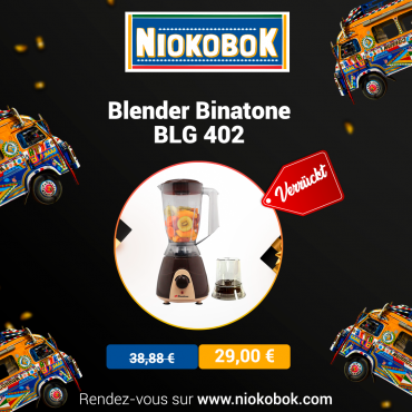 BLENDER BINATONE BLG 402