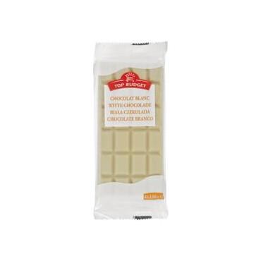Chocolat blanc pâtissier -...