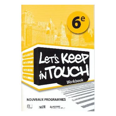 Let's Keep in Touch - Livre...
