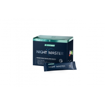 Night Master – Le secret...