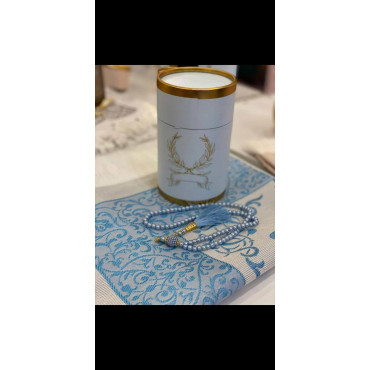 Box de prière Bleue