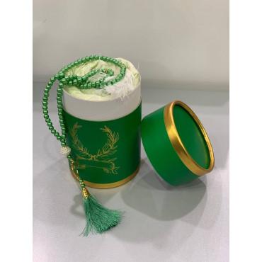 Box de prière Verte
