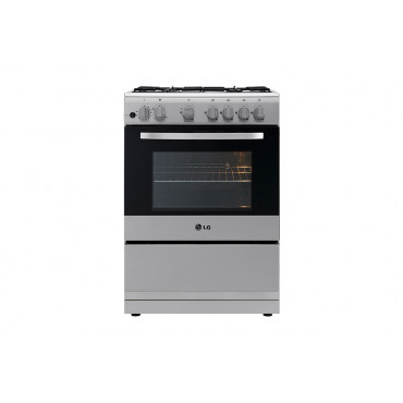 Cuisinière LG 4 Feux 60X60
