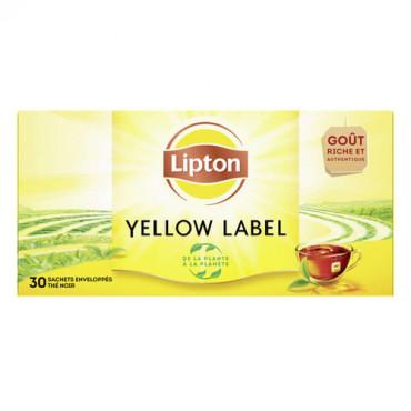 Thé Lipton - Boîte de 30...