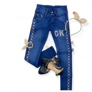 Pantalon Jean + Chaussures...