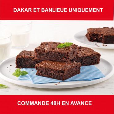 Plateau de 20 Brownies -...